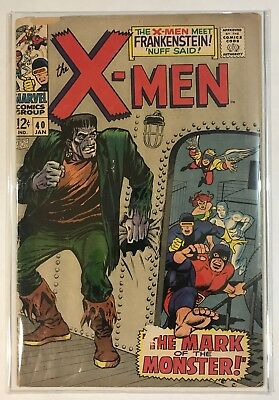 Uncanny X-Men # 40 ! FIRST SERIES (MARVEL 1968)