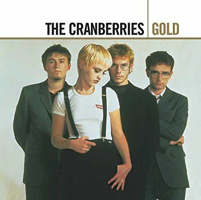 Cranberries - Gold - Best Of / Greatest Hits - 2CDs Neu & OVP - Zombie - Dreams