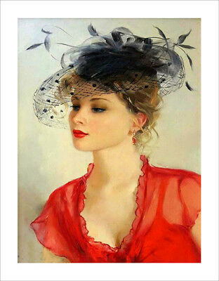 Oil Painting HD Print Oil Painting Modern Art Canvas A30