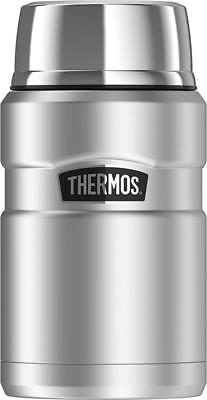Thermos Stainless King 24 Ounce Food Jar, Steel