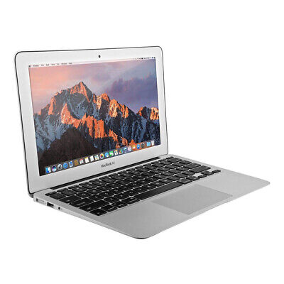 "Apple MacBook Air 13"" Core i5 1.6Ghz 4GB 128GB (March 2015) 12 M Waranty B Grade"