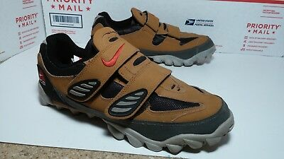Awesome Unique Retro Vintage Nike ACG Cycling Shoes Mens Sz 11 - Free  Shipping - 21ee980d85ac