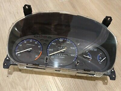 OEM 96-00 HONDA Civic Manual Instrument Gauge Cluster 71k Miles RPM on