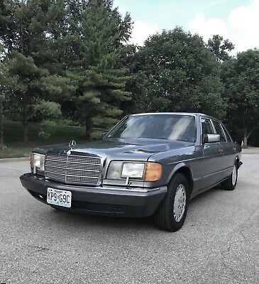 1991 Mercedes-Benz 400-Series 420 SEL