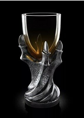 Gothic Dragon Claw Game of Thrones Mug Wine Goblet Glass Drinking *Free Ship*