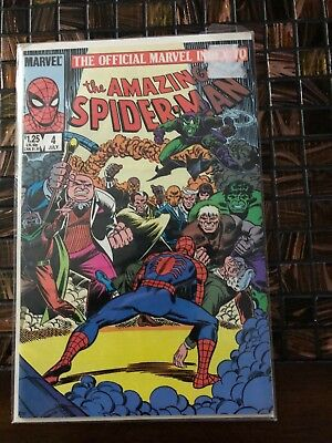 The Amazing Spider-Man July 1985 #4