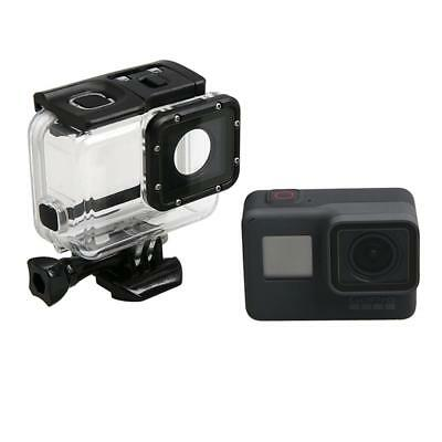GoPro Hero 6/5 Housing Case Black Waterproof With Bracket Accessories For Diving
