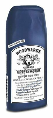 BUY 3 GET 1 FREE - Woodwards Gripe Water Colic Baby Gripewater 130ml