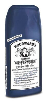 BUY 4 GET 1 FREE - Woodwards Gripe Water Colic Baby Gripewater 130ml