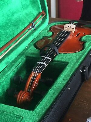 Violin 1/2 Size Excellent Beginners Instrument
