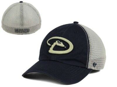 fc5d653667c Brand New NWT MLB Arizona Diamondbacks 47 Brand Griffin Closer Cap Hat OSFA  GD