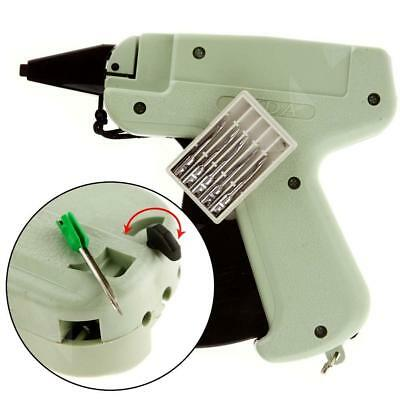 2015 Clothes Garment Price Label Tagging Tag Gun Supporting Barbs + 5 Needles JS