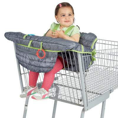 Baby Shopping Cart Cushion High Chair Cover Travel Bag Dining Chair Cover