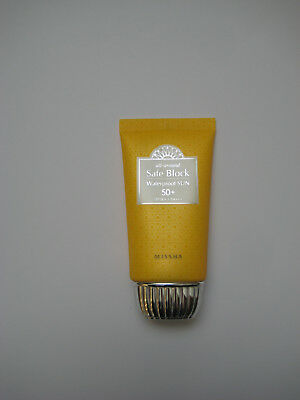 Missha Sonnencreme Safe Block Waterproof Sun SPF 50