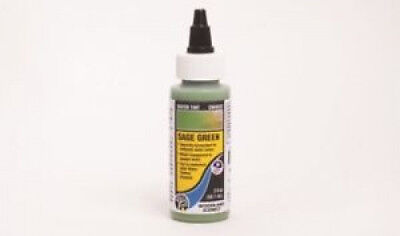 Water Tint - Sage Green - Woodland Scenics Cw4522 - . P3. Delivery is Free