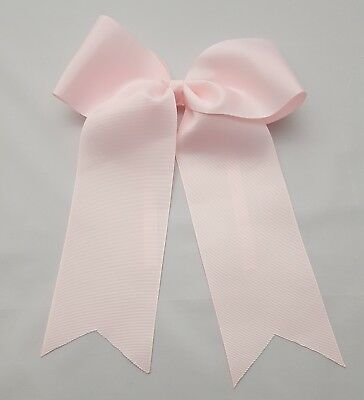 Nursery Decor Baby Girls Large Cot Bow Princess Bedding Powder Pink x 1 Bow