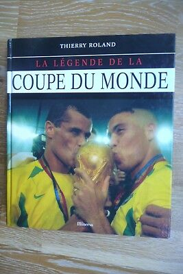 Coupes du Monde Football HISTOIRE Thierry Roland no Panini