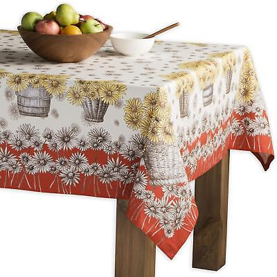 Maison d' Hermine Bagatelle 100% Cotton Tablecloth 54 - Inch by 54 - Inch