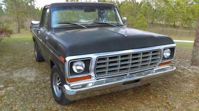 1978 Ford F-100 f100 1978 Ford F-100 WITH NEW PARTS  RUNNING DRIVING CONDITION EXTRA ENGINE