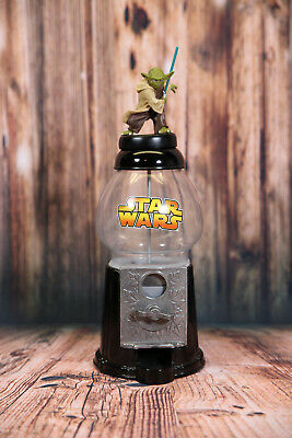 Star Wars Revenge of the Sith 2005 YODA GUMBALL MACHINE by Comic Images