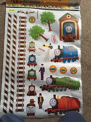 Thomas and friends wall stickers Trains