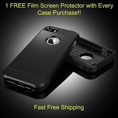 For iPhone 5 Armor Case ~AIR CUSHION~ Dual Layer Protection