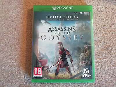 Assassin's Creed Odyssey - Limited Edition Xbox One - NEU & OVP