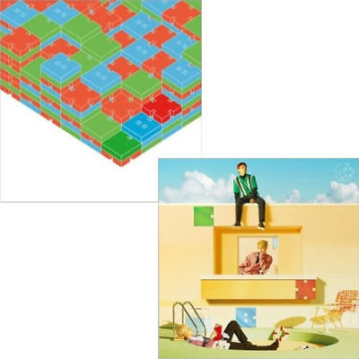 EXO CBX [BLOOMING DAYS] 2nd Mini Album Version Select, CD+Card+Book+Sticker