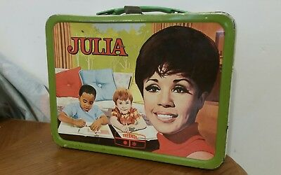 Julia Lunchbox 1969 Vintage Television African American Actress