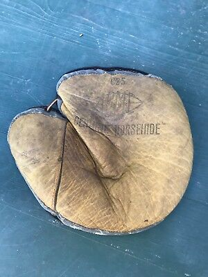 ACME Vintage Catchers Mitt Glove Antique Old Baseball