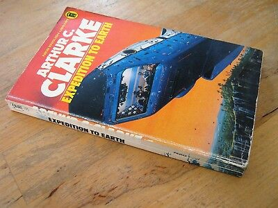 Arthur C Clarke, Expedition To Earth, NEL Paperback