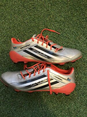 Springboks Rugby Player Match Used Boots
