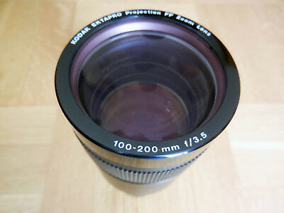 Beautiful Kodak EktaPro Carousel Projection lens 100-200 mm f:3.5