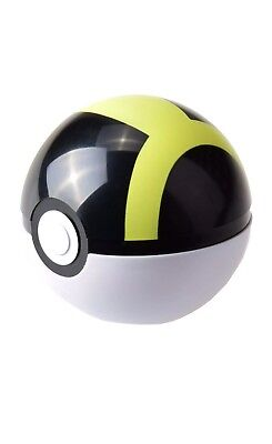 Pokemon Pikachu Clip-n-Carry Cosplay Pop-up Poke Ball Ultra ball 7cm Pokemon Go