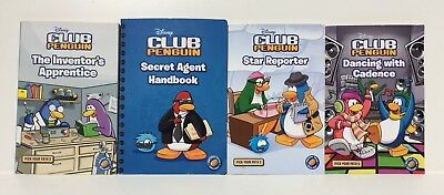 Club Penguin Secret Agent Handbook By Katherine Noll Paperback