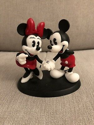 Walt Disney Enchanting Collection Always By Your Side Mickey Minnie  A24319 New