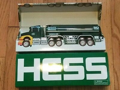 Hess 1964 - 2014 50th Anniversary Edition Toy Gas Truck NEW Original Packaging