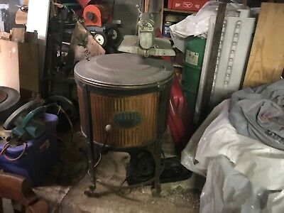 Rare vintage ABC copper washing machine