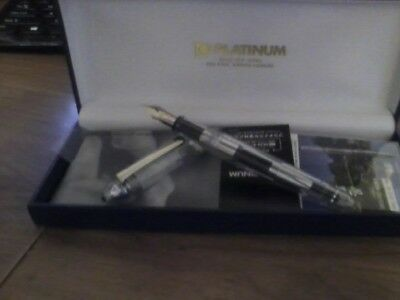 Platinum Oshino fountain pen, EF
