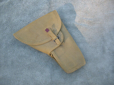 Ww2 British Browning Hi-Power Holster - Airborne Z.l.&t. 1945