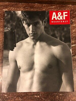 A&F Quarterly Abercrombie & Fitch Screen Test 2010 Catalog Magazine Bruce Weber