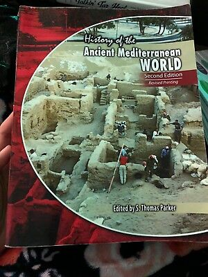 History Of The Ancient Mediterranean WORLD Second Edition