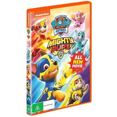 BRAND NEW Paw Patrol : Mighty Pups (DVD, 2018) *PREORDER R4 Movie