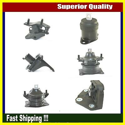 G026 For Trans Motor Mount For 03-07 Honda Accord 2.4L Automatic Trans