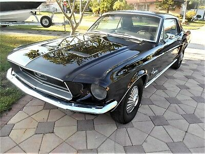 1968 Ford Mustang Deluxe 1968 Ford Mustang $$$L@@K$$$