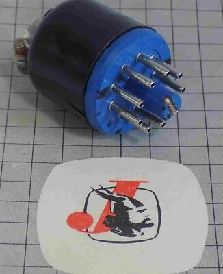 New Amphenol 9 Pin Male Connector For Johnson Transmitters - Free Shipping Usa