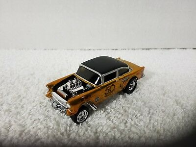 2018 HOT WHEELS 18th Nationals '55 Chevy Bel Air Gasser Finale Car #3 of 3
