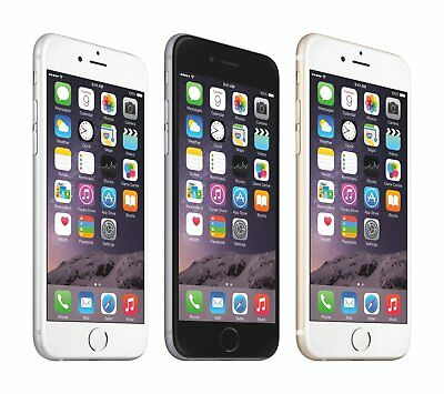 New *UNOPENDED* Apple iPhone 6 Plus Unlocked Sealed Box Smartphone / GOLD / 64GB