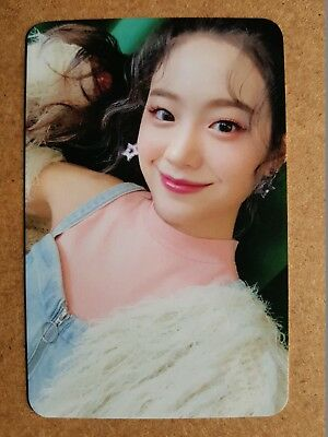 FROMIS_9 GYURI  #1 Official PHOTOCARD [FROM.9] Special Single Album FROMIS9