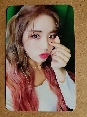 FROMIS_9 JIWON #1 Official PHOTOCARD [FROM.9] Special Single Album FROMIS9